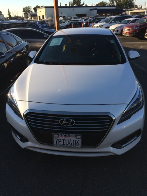 Pre Owned 2016 Hyundai Sonata Plug In Hybrid Base