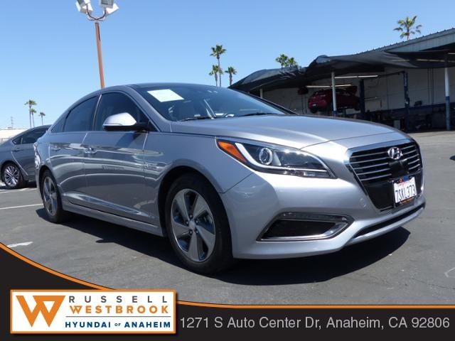 Certified Pre Owned 2016 Hyundai Sonata Hybrid Limited